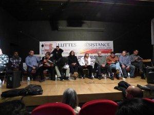 Mot de la Voie Démocratique Paris au 12éme congrès de l'ATMF
